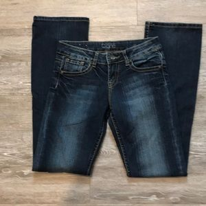 Warehouse One Madison jeans size 25